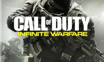 Call of Duty: Infinite Warfare.  The zombies map is the best thing about this ga…
