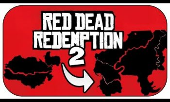 Red Dead Redemption 2 – MAP SIZE COMPARISON AND CONFIRMED LOCATIONS!