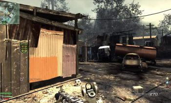 Is This The Worst Map in COD History?! Mw3 Broab on Village!!
