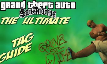 GTA San Andreas: ULTIMATE Hidden Tag Location Guide [+map markers]