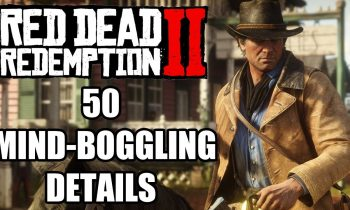 Red Dead Redemption 2 – 50 Mind-Boggling Details You Probably Missed