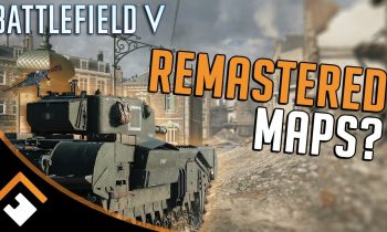 Are More Remastered Maps Coming to Battlefield V?