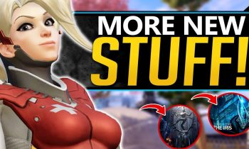 Overwatch New Upcoming Stuff – Map, Animated Short, Hero Changes and more!