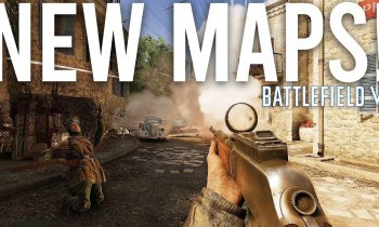 New Maps are out! – Battlefield 5